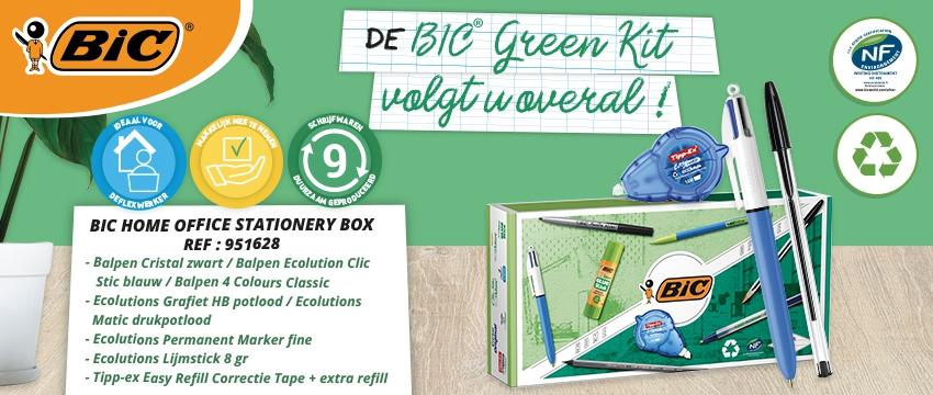 Bic Green Kit