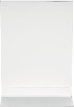 Deflecto folderhouder T-voet portrait, ft A5