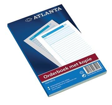 Orderbooks zelfkopiërend