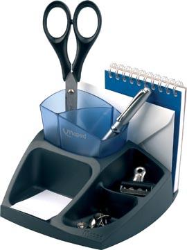 Maped bureaustandaard Compact Office Essentials Gr zwart/blauw