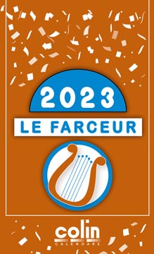 Dagblokkalender Le Farceur 2022