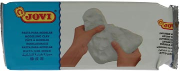 Jovi boetseerpasta wit, pak van 1 kg