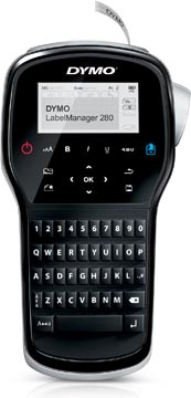 Dymo beletteringsysteem LabelManager 280, qwerty