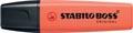 STABILO BOSS ORIGINAL Pastel markeerstift, mellow coral-red (lichtoranje)